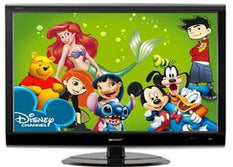 "Sharp LC-46A66M 46"" 1080p Multi-System AQUOS Full HD LCD TV"
