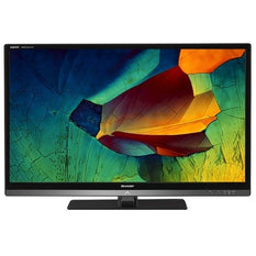 "Sharp LC-46LE830M 46"" 1080p Multi-System HD LCD TV- Internet Ready"