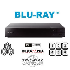 Sony BDP-S1700 Multi Region Code Free DVD  Blu-ray Disc Player