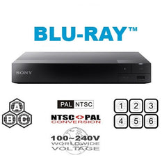 Sony BDP-S1500 Multi Region Code Free DVD  Blu-ray Disc Player