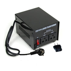 ST-500 500 Watt Step Up / Down Voltage Transformer Converter - 110/220V