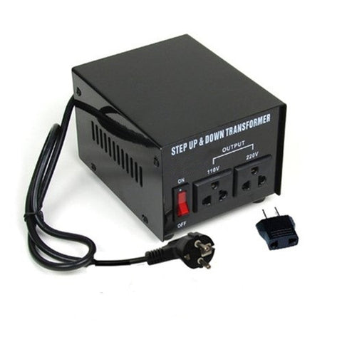 ST-750 750 Watt Step Up / Down Voltage Transformer Converter - 110/220V