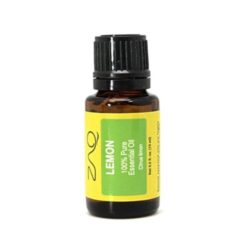 ZAQ Lemon 100% pure Therapeutic Grade Essential Oil - 15 ml