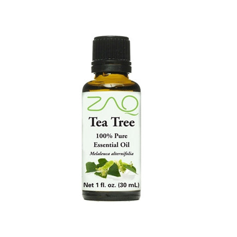ZAQ Teatree Aromatherapy 100% pure Therapeutic Deluxe Essential Oil - 1 Oz