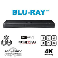 Samsung UBD-M9500 4K Region Free Ultra HD Blu-Ray DVD Player -WIFI