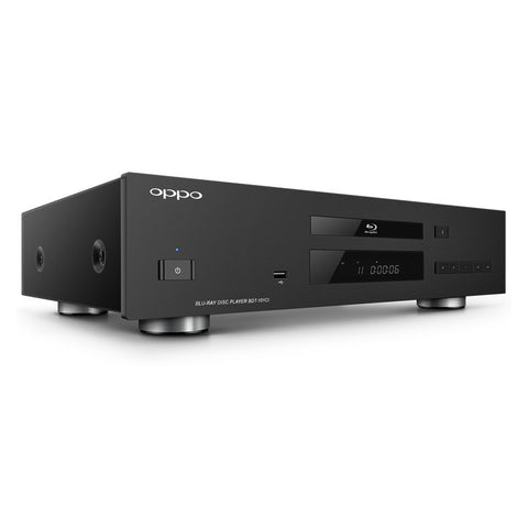 Oppo BDT-101CI Multi Region Code Free DVD Blu-ray disc Player - 3D Support - 4K Upscaling