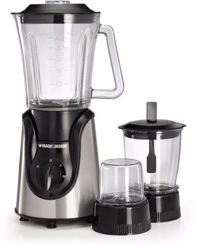 Black & Decker BX600G 600W Blender with Grinder (220 Volt)