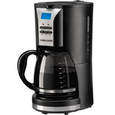 Black & Decker DCM90 12 Cup Coffee Maker (220 Volt)