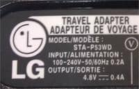 Dual Voltage Rating 100-240V