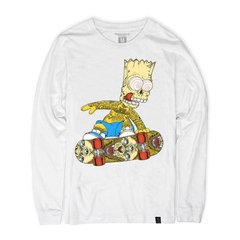 Create Zero Bovines Long Sleeve Tee