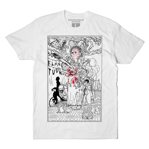 TRICK OR TEESH TEE WHITE