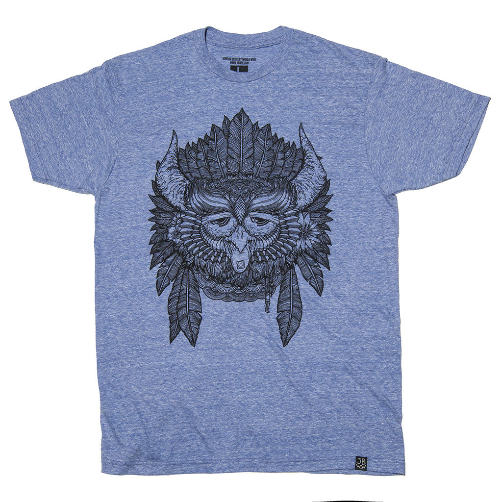 Party Owl Night 2.0 Tee
