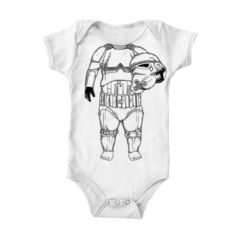 Pooper Trooper Onesie