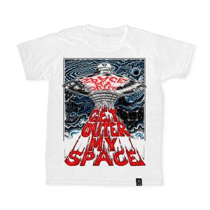 Get Outter My Space - Kids Tee