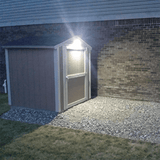 Super Solar-Powered Motion Sensor Light