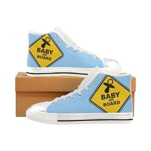 Baby On Board Shoes