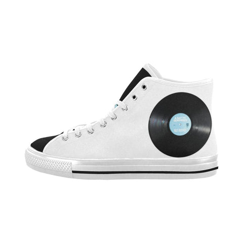 Vinyl Record Men Shoes