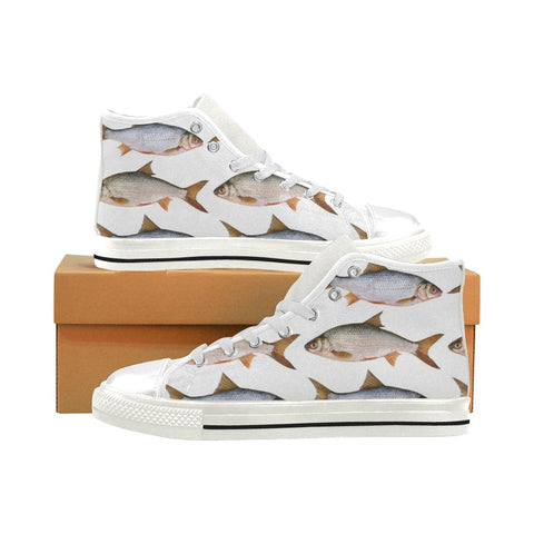 Fishing Shoes  High Top Canvas Men