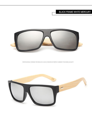 Bamboo Sunglass One