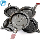 Stainless Steel Cute Shaped Pans