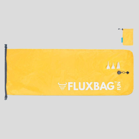 The FLUXBAG™ - Inflate anything with just ONE breath