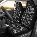 Periodic Table Car Seat Covers