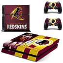 Washington Redskins Skin for Playstation 4