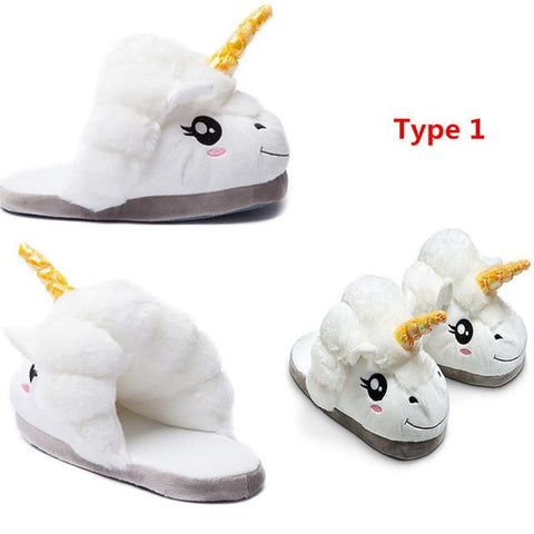 Special Edition Unicorn Slippers
