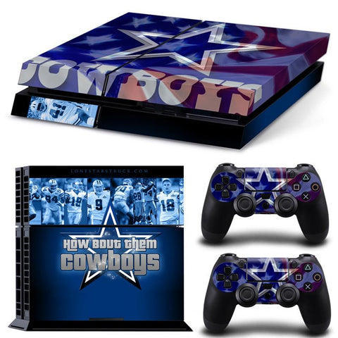 Dallas Cowboys Skin for Sony Playstation 4