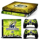 Green Bay Packers Playstation 4 Skin