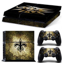 Saints Skin for Playstation 4