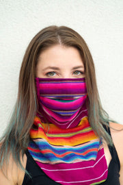 Night in Antigua (Scarf Mask)