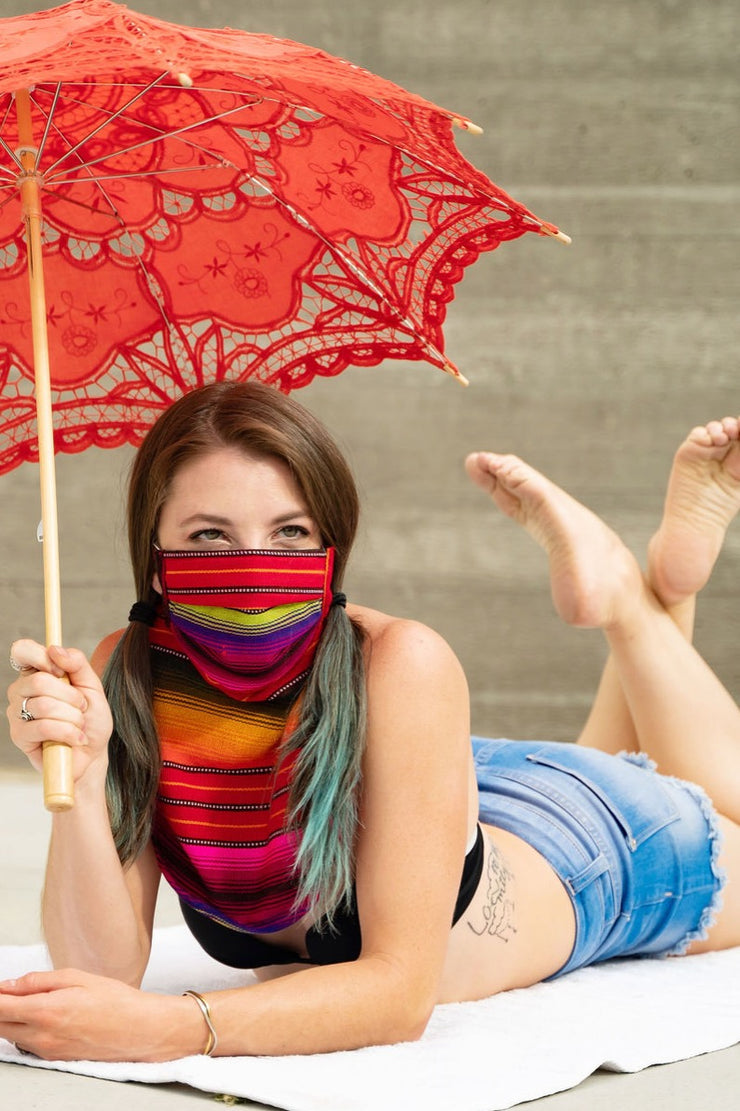 Beach You to It (Scarf Mask)