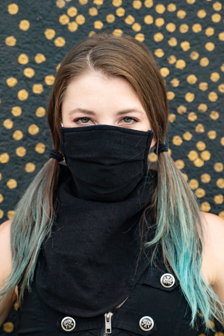 The Ninja (Scarf Mask)