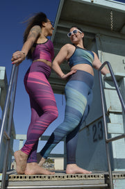 Rise and Shine Unity Legging - Vibrant Dawn