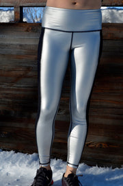 Attitude Legging - Metal