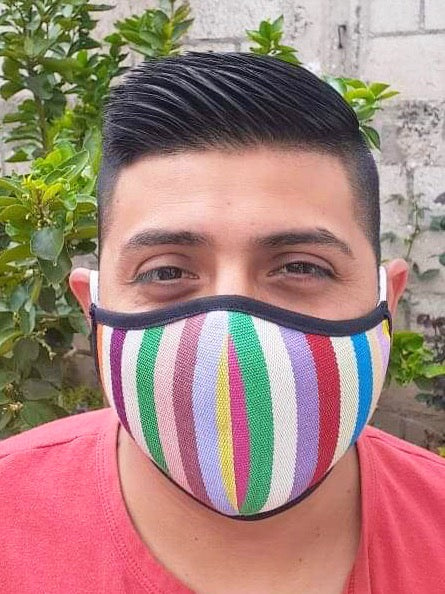 Fitted Mask - 3 Pack