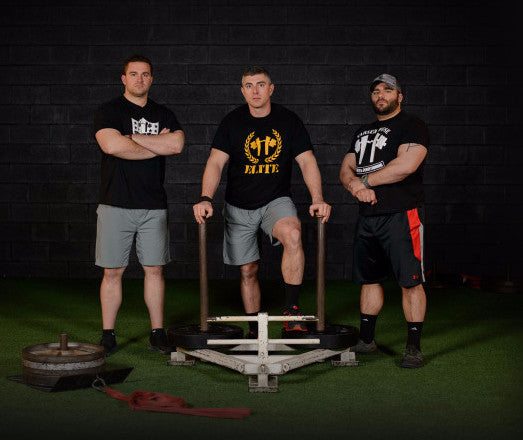Sled Rx - The Ultimate Guide To Sled Training for Athletes