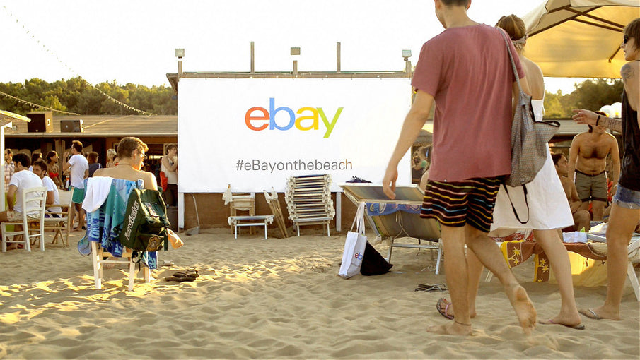 Setting your Sales and Getting Beached on eBay.
