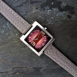Womens Pink Dial Fossil Watch