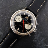 Mens Poor Mans Heuer Watch from 1960s