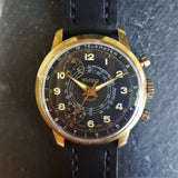 Mens Vintage Webster Sport Chronograph Watch