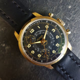 Mens Vintage 1960s Chronograph Watch