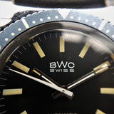 BWC Swiss Vintage Diver Watch