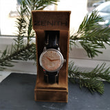 Vintage Zenith Sporto Watch Box