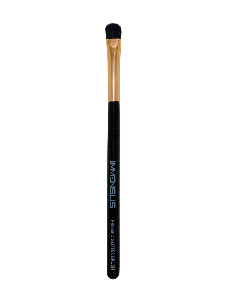 Single Eyeshadow Brush For Pressed Glitters-Immensus Cosmetics