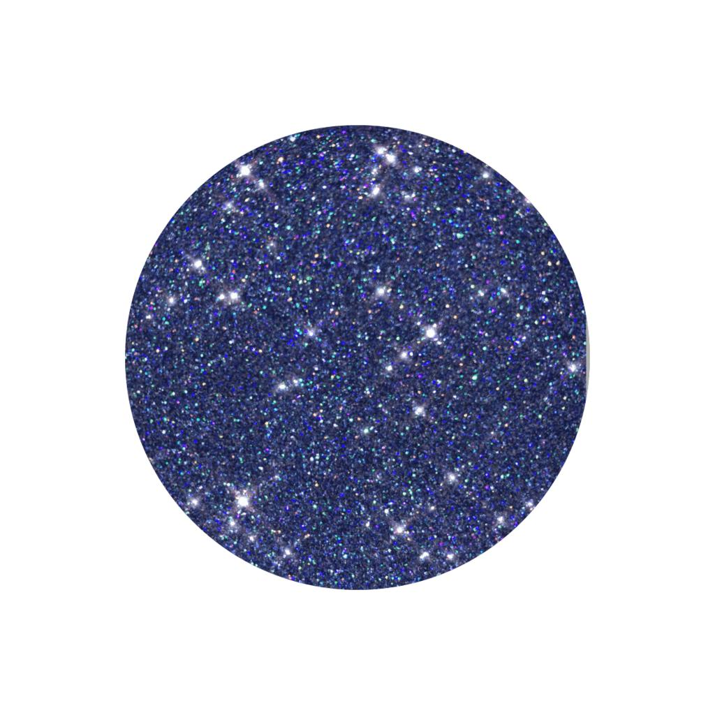 Blue Crystals - Glitter Gel Eye Shadow-Immensus Cosmetics