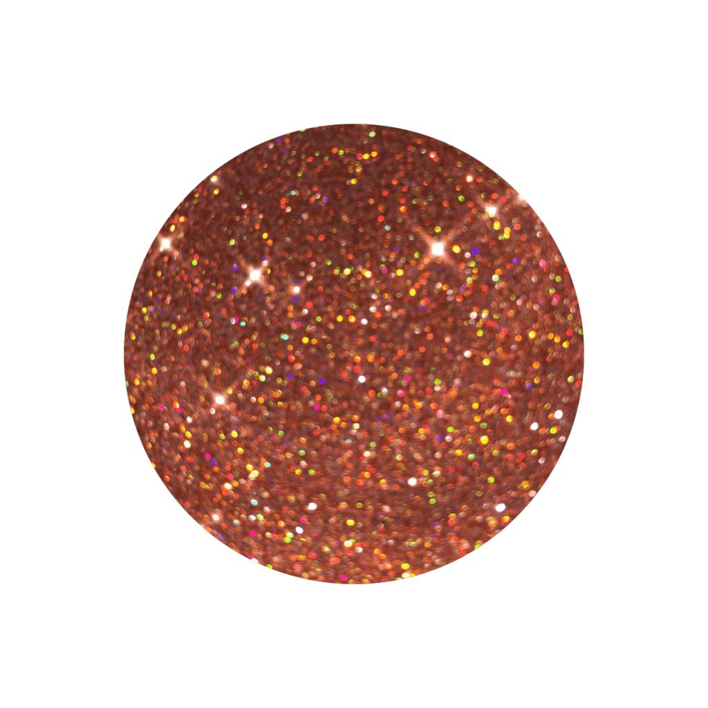 Coral - Glitter Gel Eye Shadow-Immensus Cosmetics