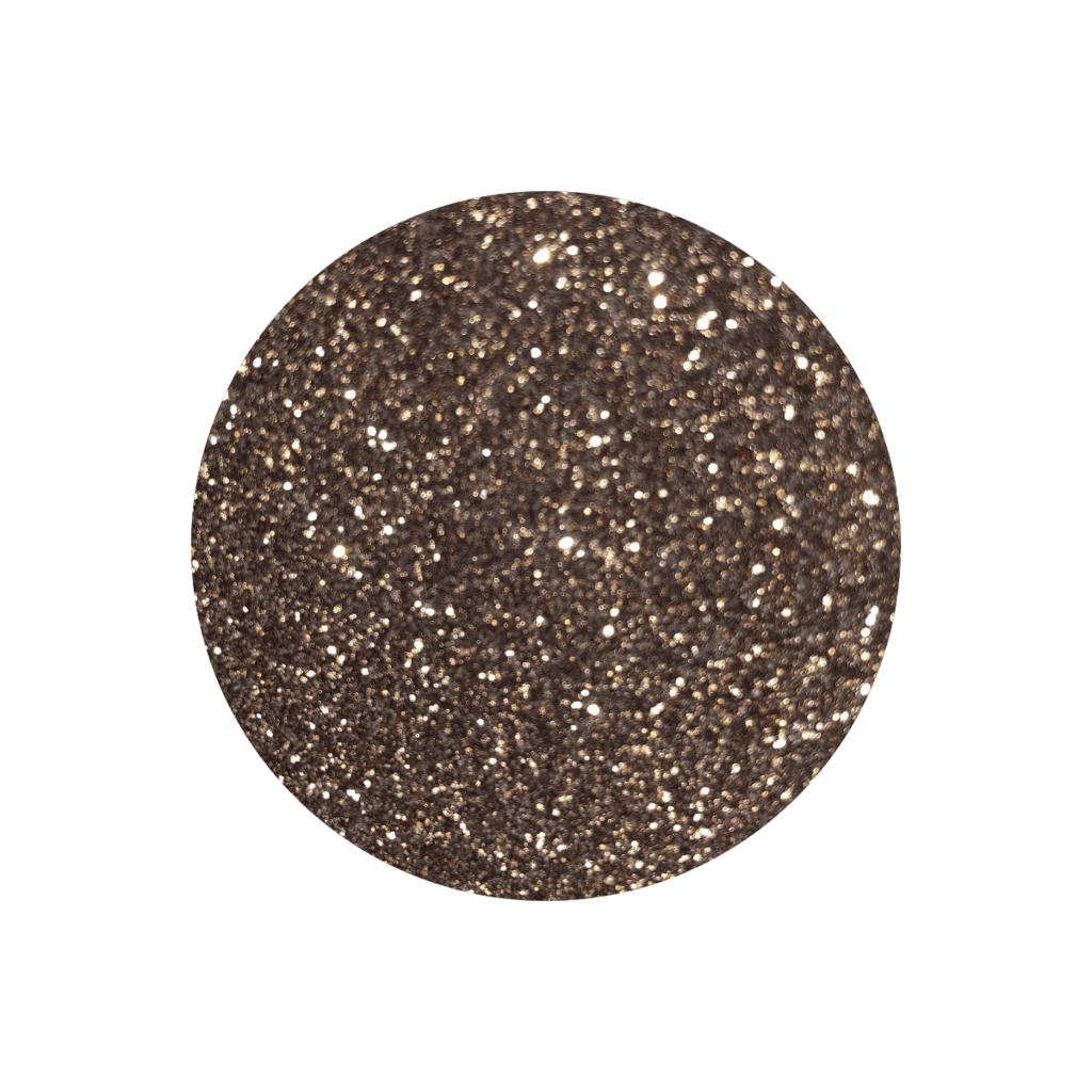 Love Chocolate - Glitter Gel Eye Shadow-Immensus Cosmetics