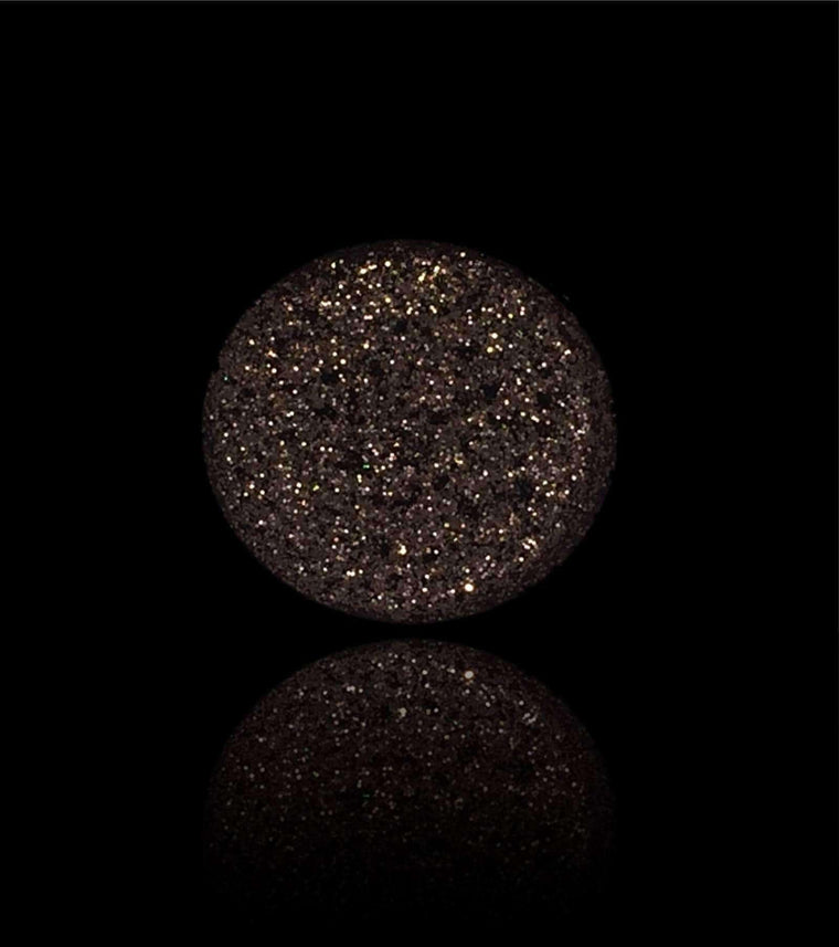 Love Chocolate-Pressed Glitter Eyeshadow-Immensus Cosmetics